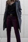 Deep-purple-trousers-pants