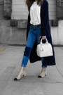 Navy-long-cardigan-cardigan