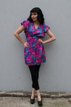 Magenta Vintage Dresses