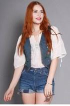 Lucky-vintage-vest