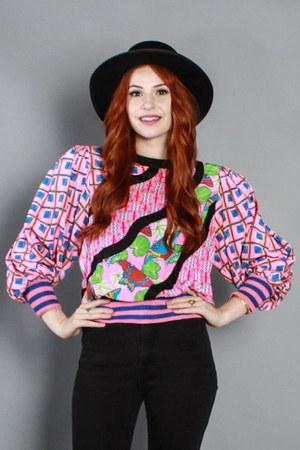 Diane Freis blouse