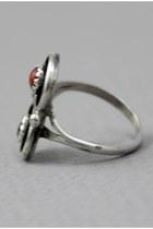 Silver Sterling Silver Vintage Rings