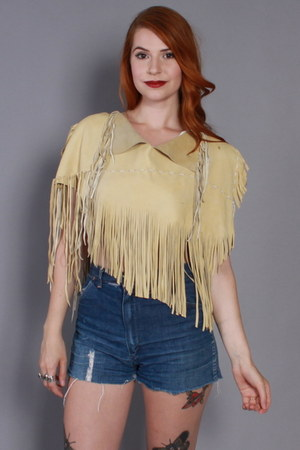 LUCKY VINTAGE top
