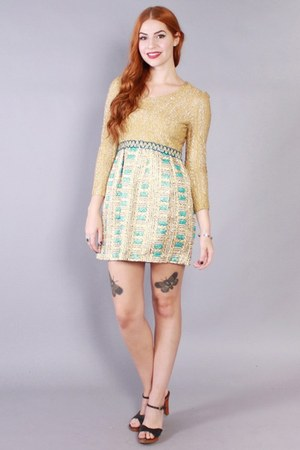 LAiglon dress