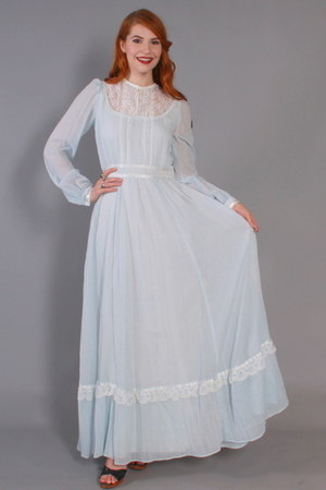 Gunne Sax by Jessica dress