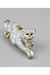 silver wild cat pin vintage accessories