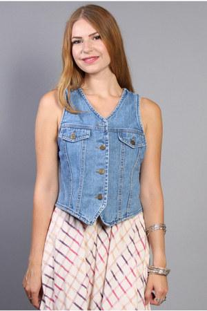 LUCKY VINTAGE vest