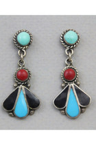 Lucky-vintage-earrings