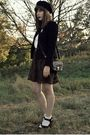 Black-urban-outfitters-hat-black-ann-taylor-jacket-white-vintage-blouse-br