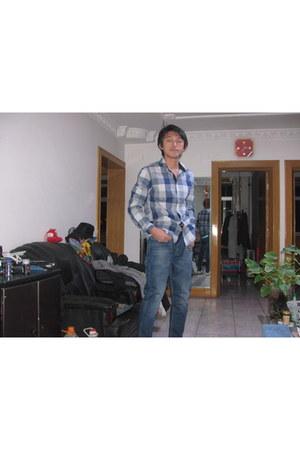 H&M shirt - semar jeans