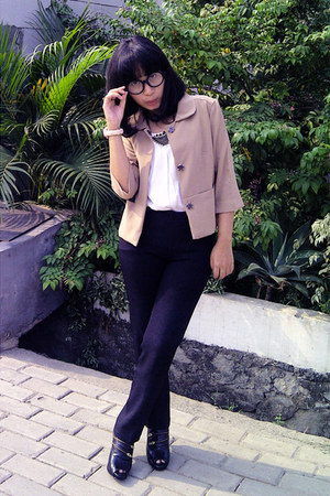 Woman work blazer - pants