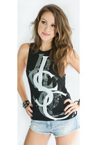 LUV STAMP t-shirt