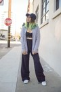 Heather-gray-cottonhood-apparel-jacket-black-forever-21-pants