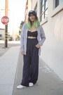 Heather-gray-cottonhood-apparel-jacket-black-forever-21-pants