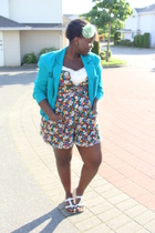 Gap accessories - jacket - American Eagle - dress - American Eagle shoes