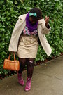 Maroon-top-brown-joe-fresh-style-skirt-maroon-laredo-boots