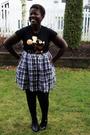Green-value-villageval-cardigan-purple-value-village-skirt-black-t-shirt-w