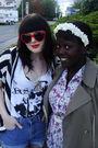 White-hat-white-dress-beige-urban-renewal-coat-purple-urban-outfitters-sto