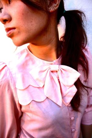 pink owl shirt