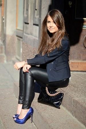 blazer - pants