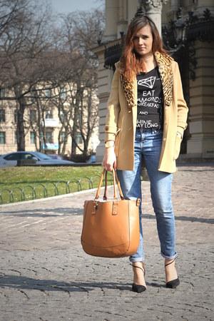SH coat - SH jeans - SH bag