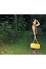 Yellow-no-5-duffel-bag