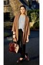 Vintage-jacket-random-service-station-bag-zara-t-shirt-zara-pants-topsho