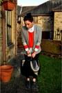 Kurt-geiger-boots-topshop-blazer-burberry-shirt-zara-bag-zara-pants-h-