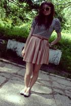 H&M sunglasses - H&M skirt
