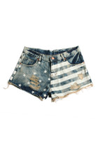 usa shorts Mad Lady shorts