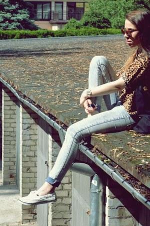H&M blouse - H&M pants