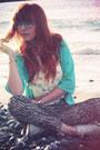 Sky-blue-river-island-t-shirt-black-h-m-pants-aquamarine-bellissima-cardigan