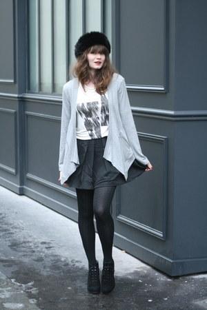 black Danity skirt