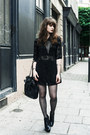 Black-6ks-dress-black-front-row-shop-necklace