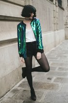 green GAMISS jacket