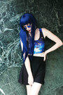 Blue-rosegal-hair-accessory-blue-rosegal-top