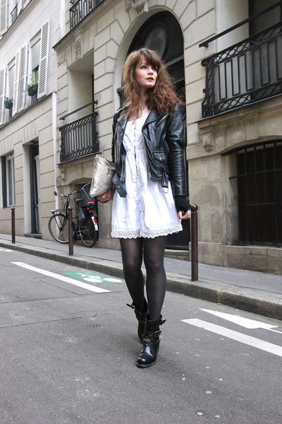black Le temps des cerises boots