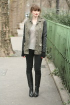 dark khaki Pimkie jacket