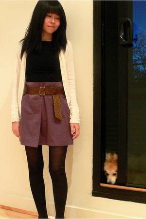 Bettina Liano skirt - Sportsgirl belt