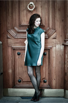 teal Martin del Hierro dress