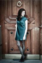 teal Martin del Hierro dress