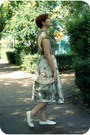 Off-white-river-island-bag-dark-khaki-vintage-skirt-ivory-lacoste-sneakers