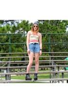Wendybox Boots boots - dimepiece hat