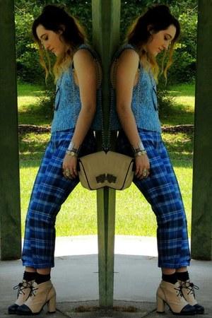 ebay boots boots - plaid pants Polo Ralph Lauren Pants pants