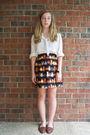 Black-handmade-by-me-skirt-white-vintage-blouse-brown-vintage-shoes-black-