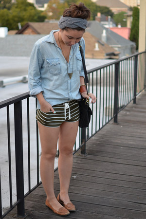 Forever 21 shorts - headband hm accessories