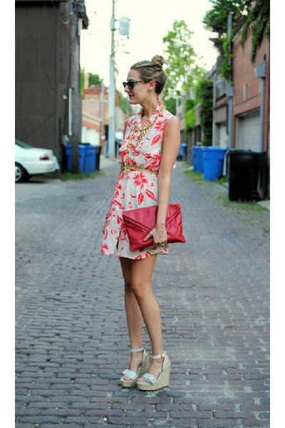 Equipment dress - Pour La Victoire wedges