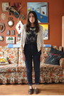 Marshalls-shoes-forever-21-shirt-urban-outfitters-pants