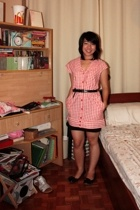 kirin kirin dress - from my brother belt - get laud skirt - Topshop shoes