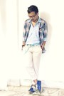Navy-boat-shoes-topman-shoes-sky-blue-double-collar-my-label-pinkstone-shirt